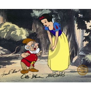 Snow White and Doc