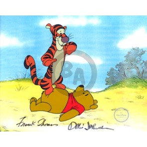 Winnie the Pooh and Tigger Too! (Ollie Johnston / Frank Thomas)