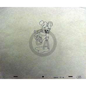 Draw 0132 Minnie Mouse OPD