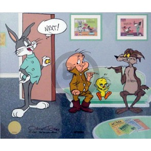 Next? by Chuck Jones