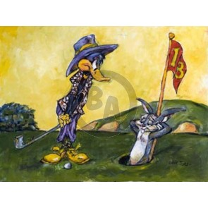 Hare Hazard by Chuck Jones