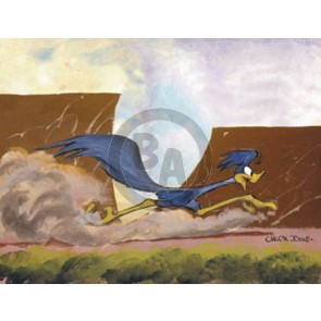 Desert Duo: Road Runner by Chuck Jones