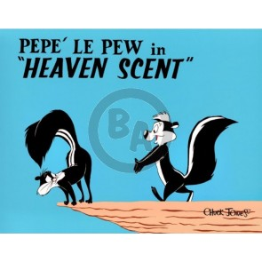 Heaven Scent 1by Chuck Jones