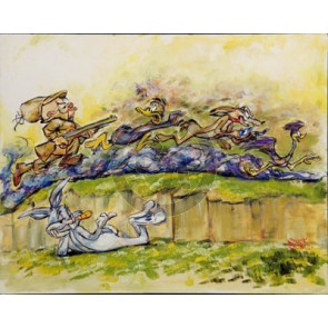 The Great Chase by Chuck Jones