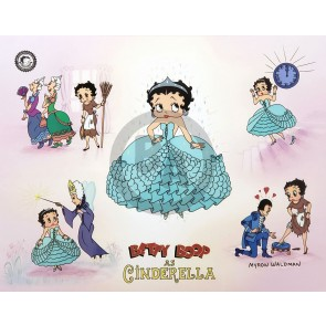 Cinderella Betty by Myron Waldman