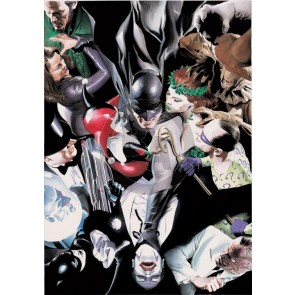 Larger Than Life: Joker's Reckoning by Alex Ross