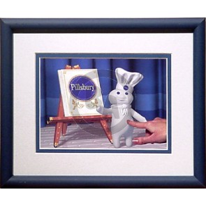 Doughboy Delight 11 x 9 framed