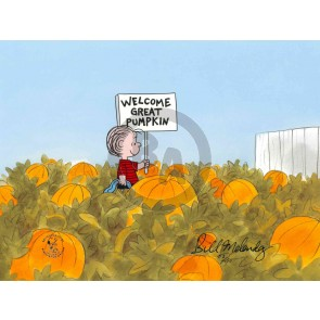 Welcome Great Pumpkin!