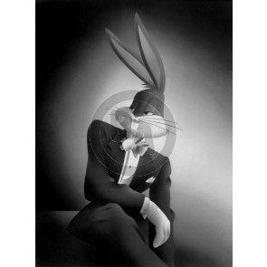 The Portrait Series--Bugs Bunny (deluxe canvas edition)