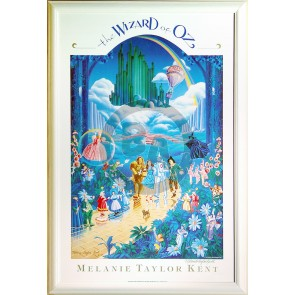 Wizard of Oz (50th Anniversary) (lithograph) by Melanie Taylor Kent