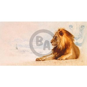 The Great Lion by Mike Kupka (Artist Proof)