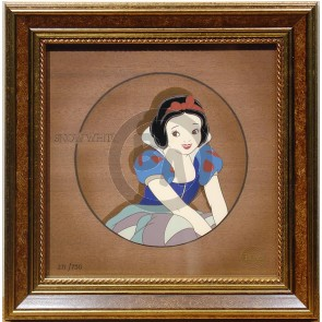 Disney Courvoisier Portrait Series: Snow White