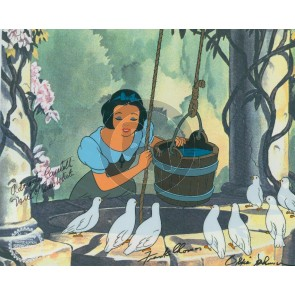 Snow White at the Well (Adriana Caselotti / Ollie Johnston / Frank Thomas)