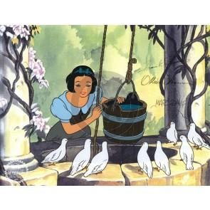 Snow White at the Well (Marc Davis / Ollie Johnston / Frank Thomas)