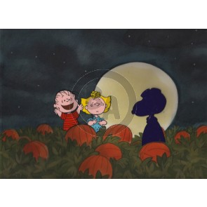 The Great Pumpkin Rises!
