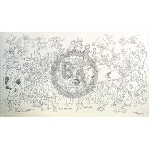 All Together Now! (lithograph)