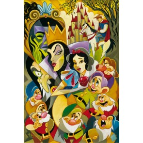The Enchantment of Snow White by Tim Rogerson