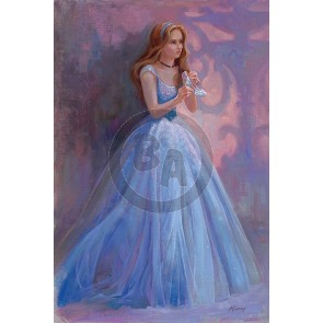 Glass Slipper by Lisa Keene