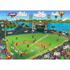 2007 MLB All-Star Game: San Francisco by Charles Fazzino