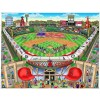 2010 MLB All-Star Game: Anaheim by Charles Fazzino