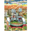 2011 MLB All-Star Game: Phoenix by Charles Fazzino