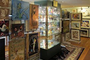 Cheshire Gallery Interior