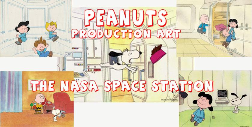 PEANUTS Production