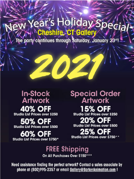2021 New Year's Promotion
