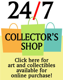 Collector Shop Available 24/7/365