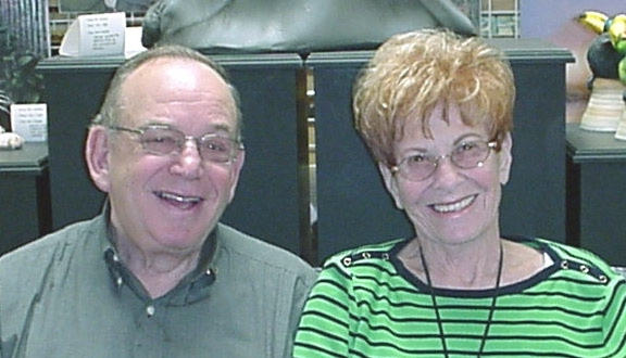 Herbert and Gloria Barker