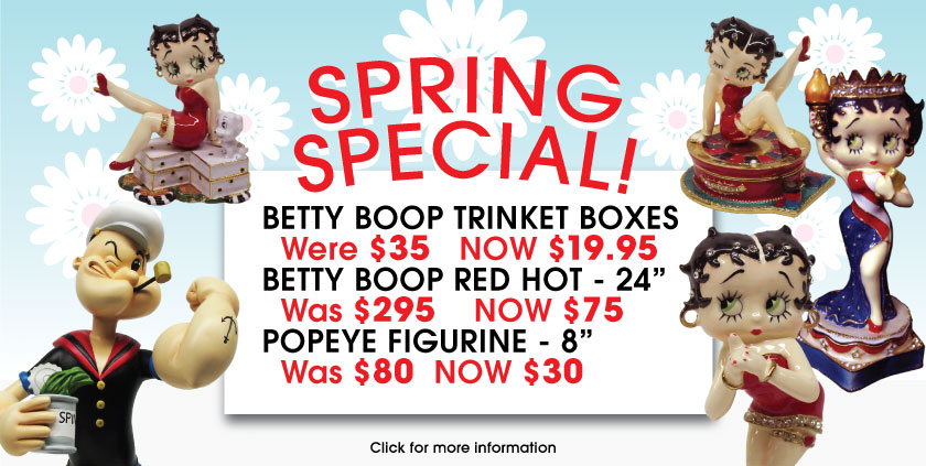 Betty Boop Special